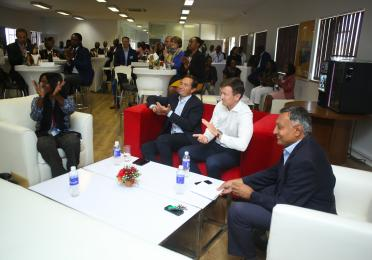AFA Delegates visit