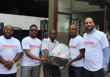 In December 2019, Total Zimbabwe had a promotion running which took place in selected Bonjour shops nationwide. The promotion was called the FESTIVE BONANZA and had awesome prizes up for grabs