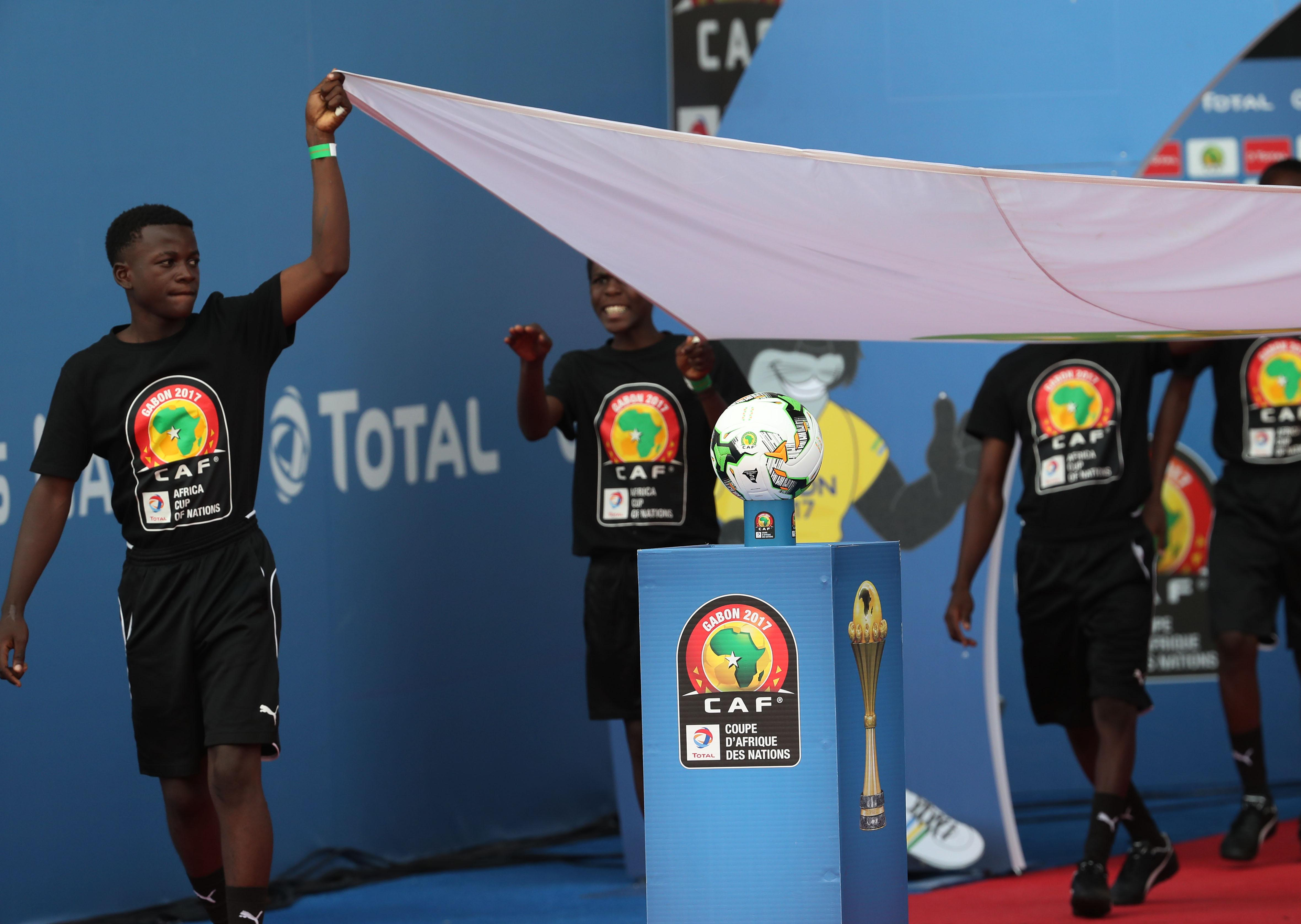 Total and African football
