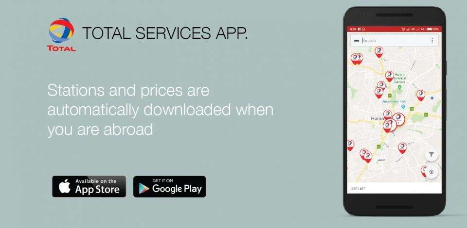 Total Services App