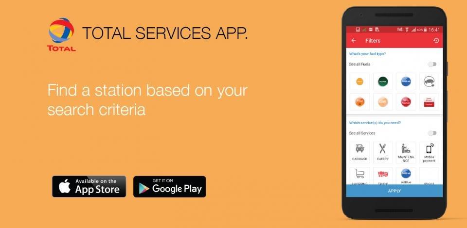 Total services App 3